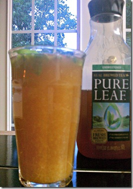 Pure-leaf-citrus-basil-iced-tea