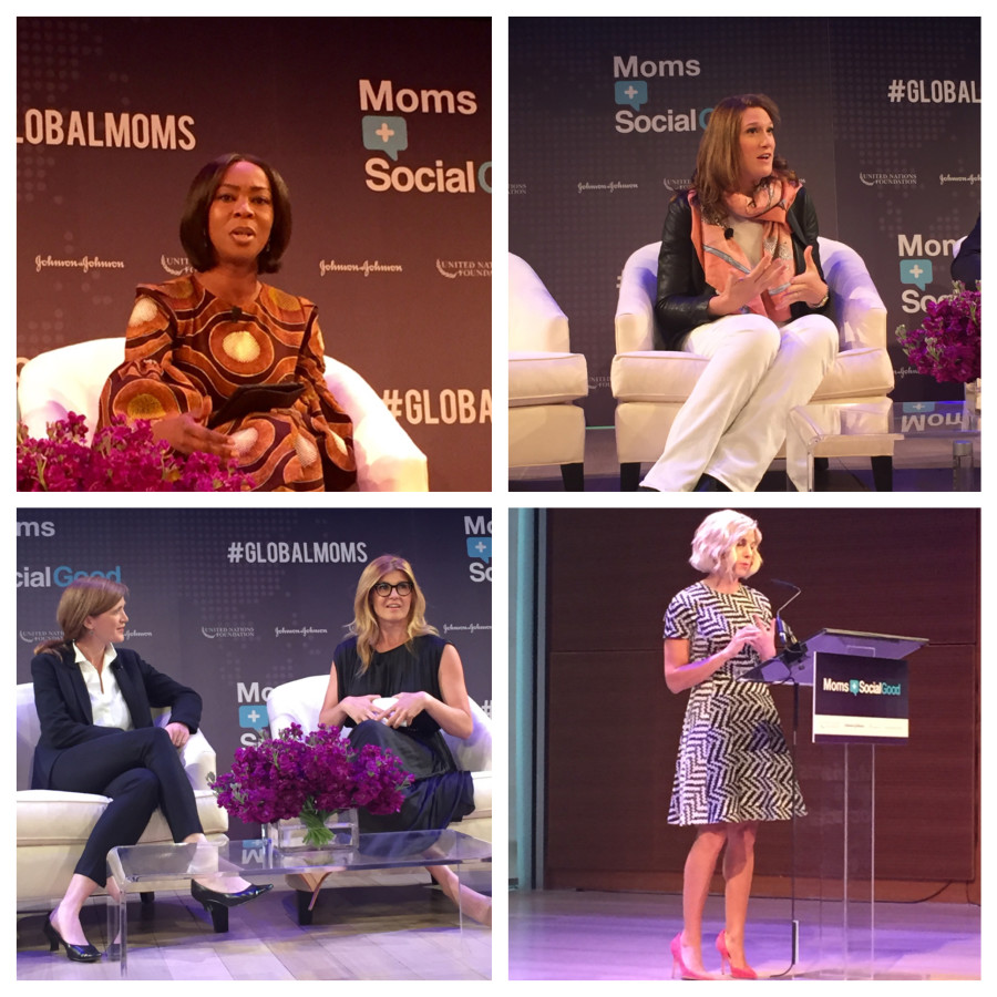 The World in 2030 #GlobalMoms