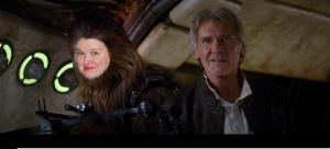 Anne Solo Star Wars