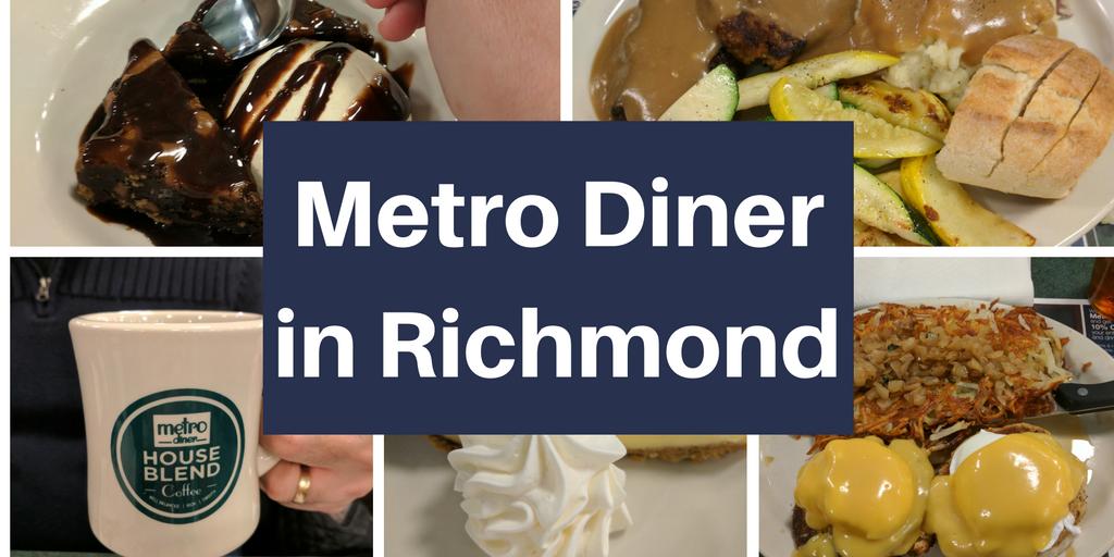 Metro Diner Richmond Short Pump Virginia