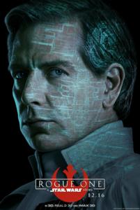 Ben Mendelsohn as Director Orson Krennic in Rogue One a Star Wars Story