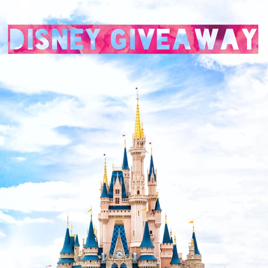 Disney giftcard giveaway