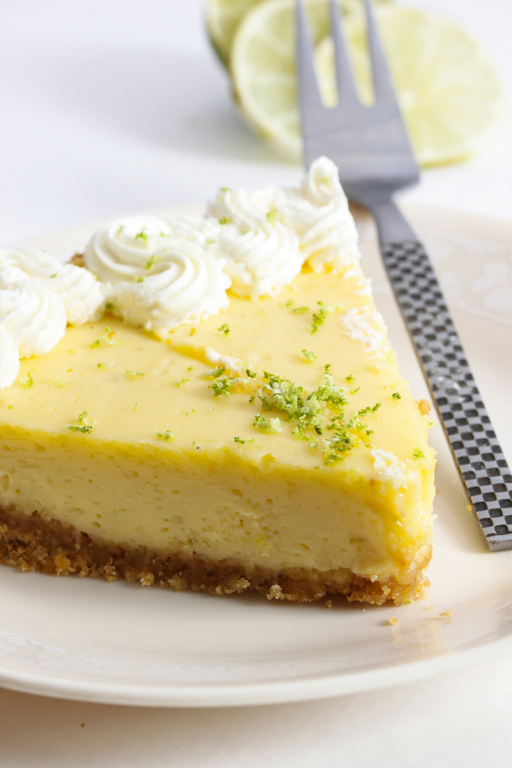 Lemon Icebox Pie Recipe Perfect for Summer - Anne Parris